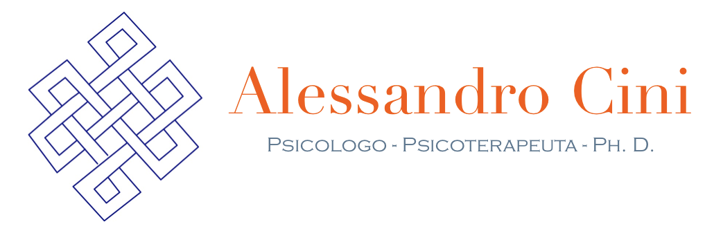 Psicoterapeuta Gestalt - Alessandro Cini